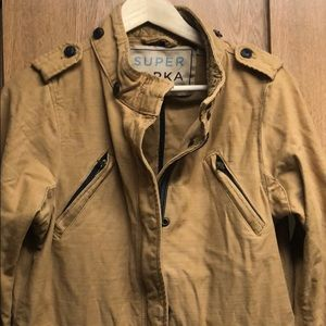 Scotch & Soda Army Jacket 🥃